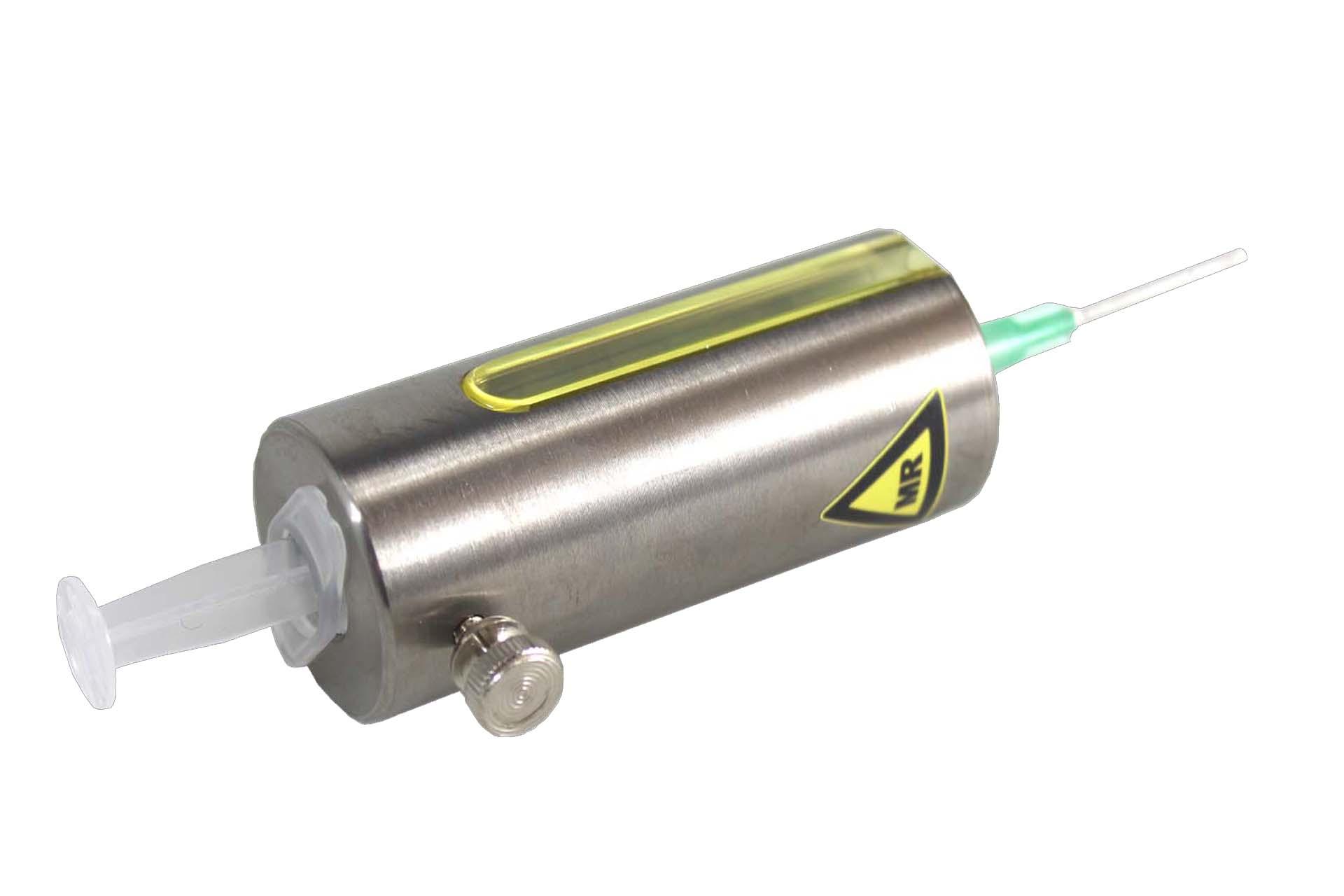 PET Syringe Shields